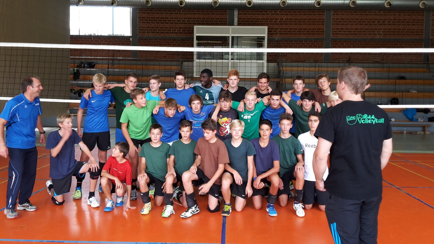 Recyclinghof Freiburg Ft Volleyball