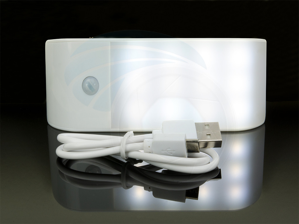 Rechargeable Night Lamp Automatic Infrared Motion Detection Sensor Rechargeable