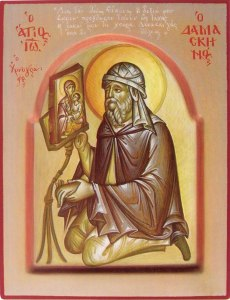 Better a fornicator than an iconoclast, according to St John Damascene