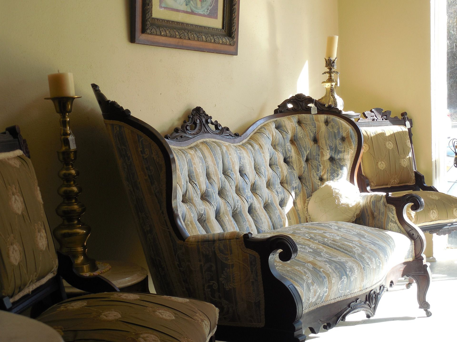 Diy Couch Repair Victorian Furniture Identification And Value Guide