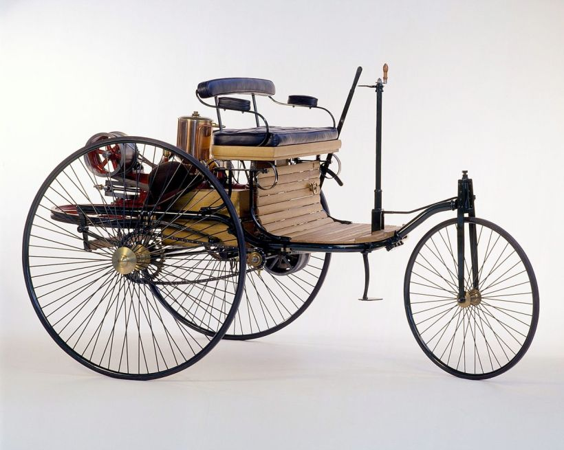 when was the first gas powered motor invented | kakamozza.org