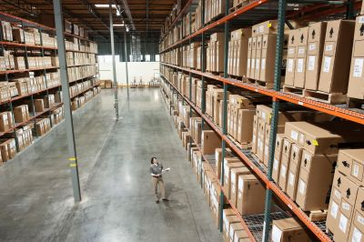 How Much Inventory Should My Small Business Hold?