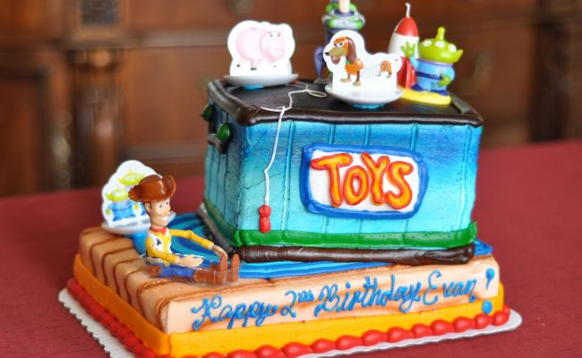 How To Throw A Toy Story Birthday Party