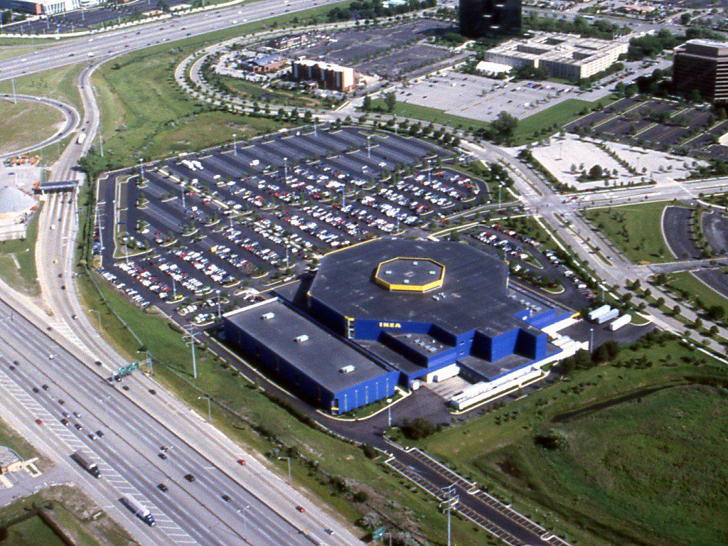 Ikea Near Chicago Ikea Schaumburg, Illinois - Chicago Area