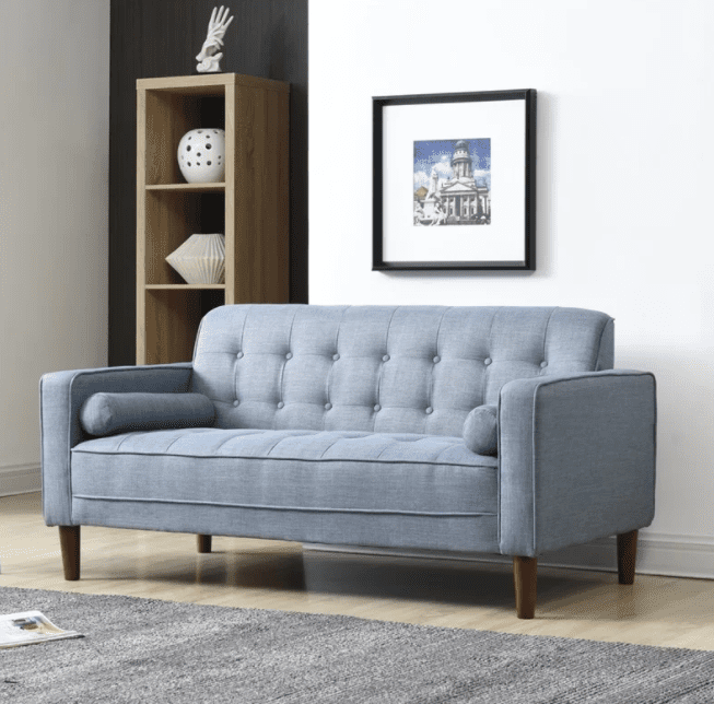 The 7 Best Sofas For Small Spaces To Buy In 2018 - Sofas For Tiny Rooms