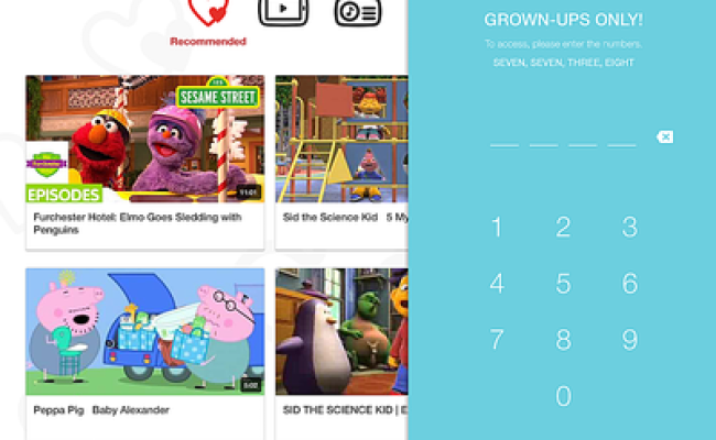 9 Of The Best Video Streaming Apps Made Just For Kids