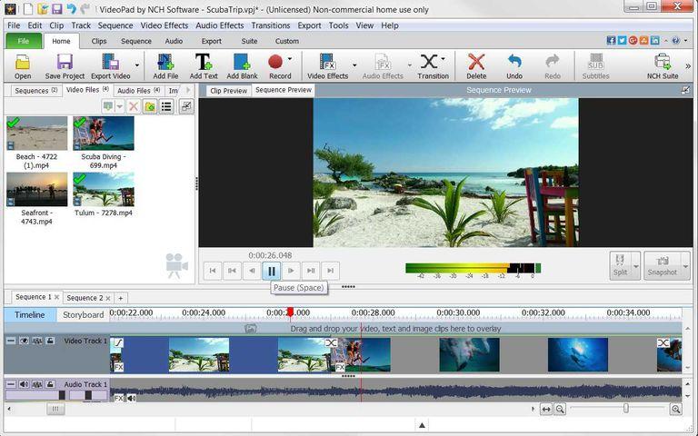 3d Wallpaper Maker App 6 Best Free Video Editing Software Programs For 2018