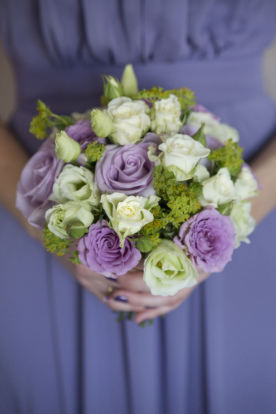 Bells Of Ireland Flowers Meaning Spring Purple Bridal Bouquet