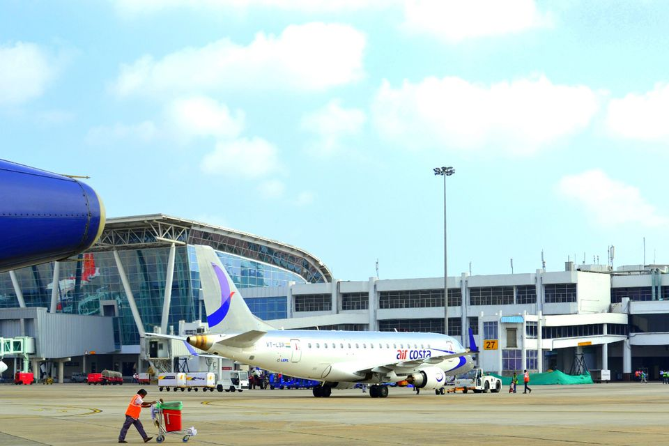 Travel Air Chennai Chennai International Airport Information Guide
