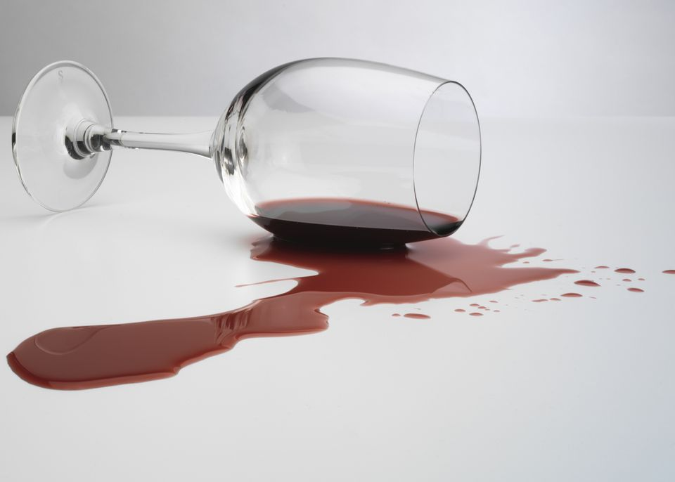How To Get Red Wine Out Of Carpet Or Clothes