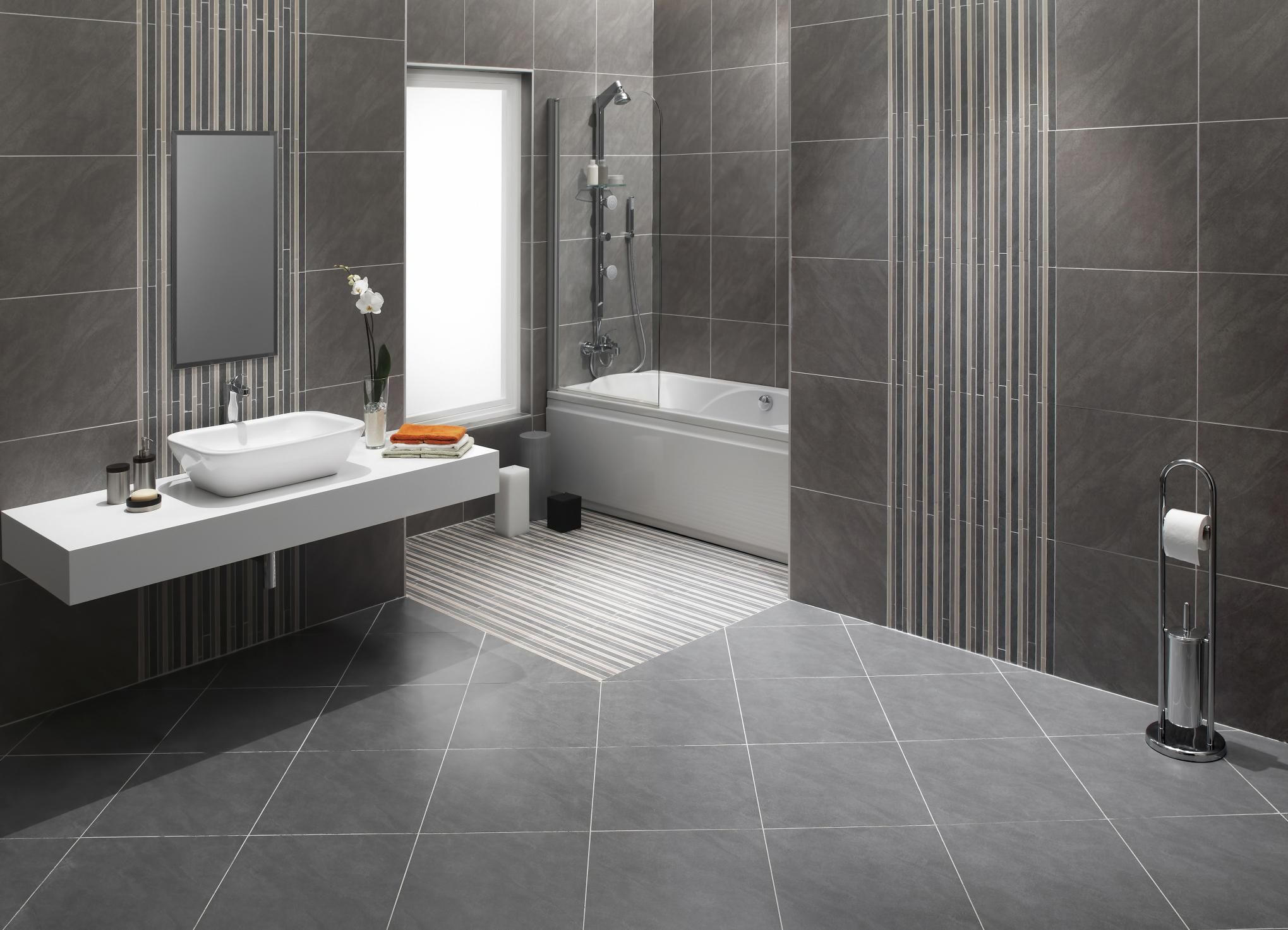 Is natural stone bathroom floor your best bet
