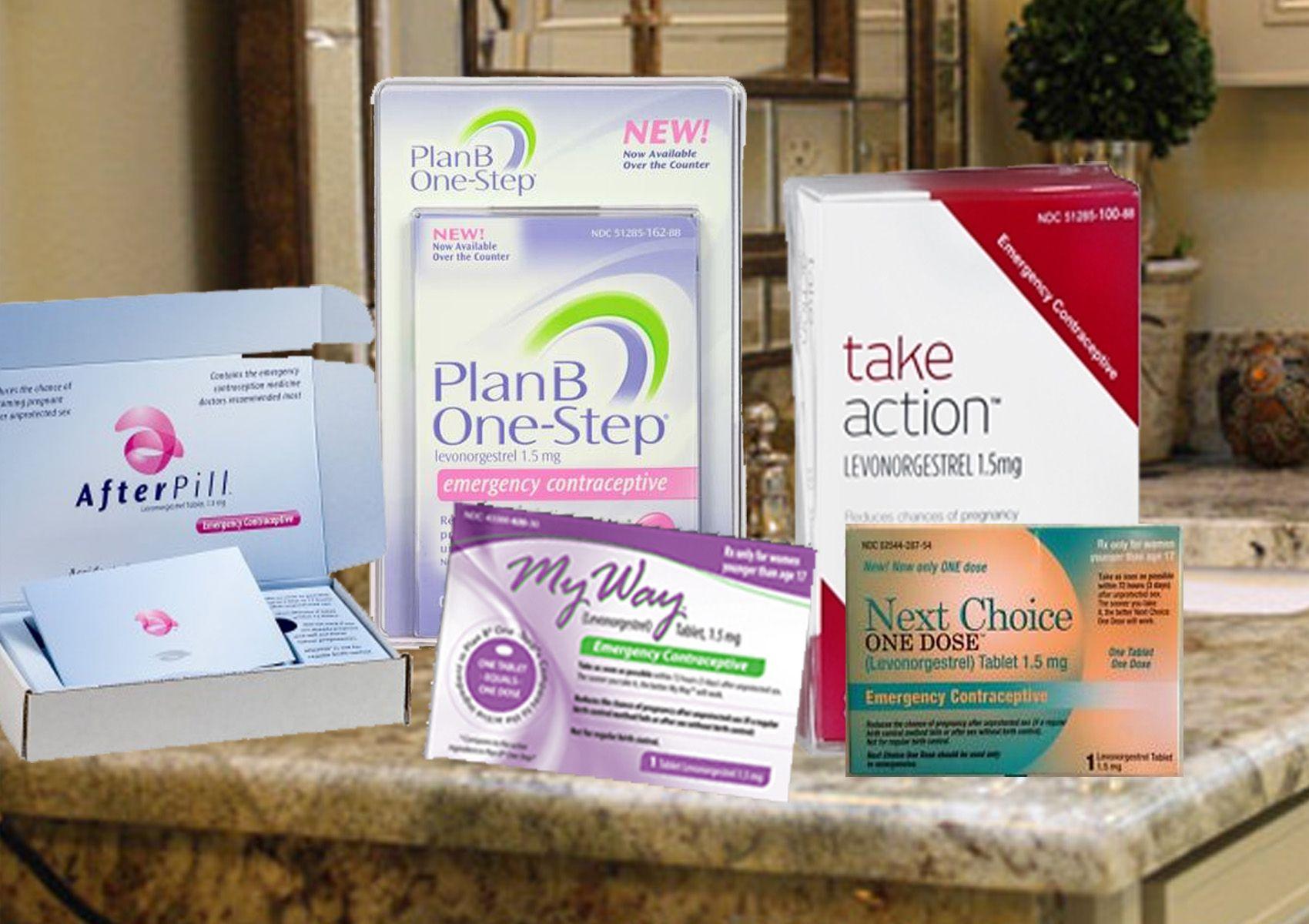 using plan b as birth control