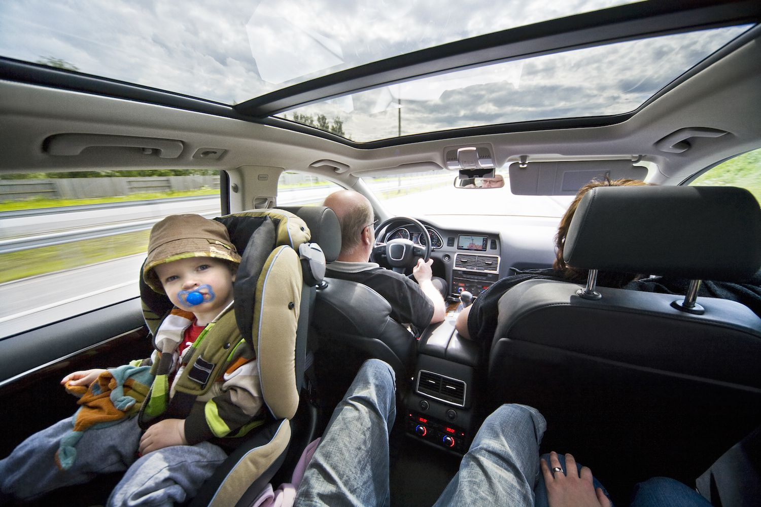 Newborn Babies Exercise How To Road Trip With A Toddler