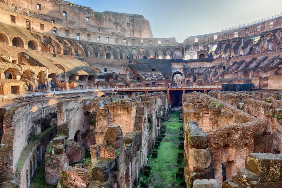 Ravan 3d Wallpaper Essential Ancient Sites To Visit In Rome