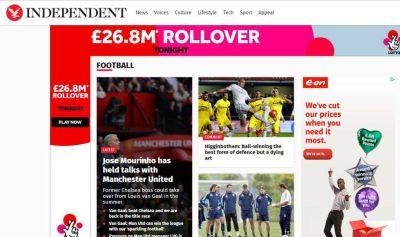 10 Best Soccer Websites