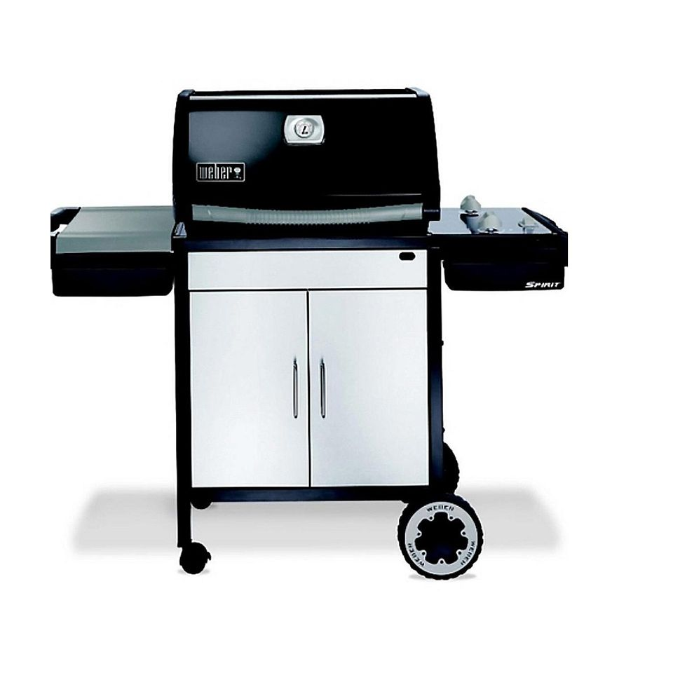 Weber Spirit E 310 Weber Spirit E-310 Gas Grill Review