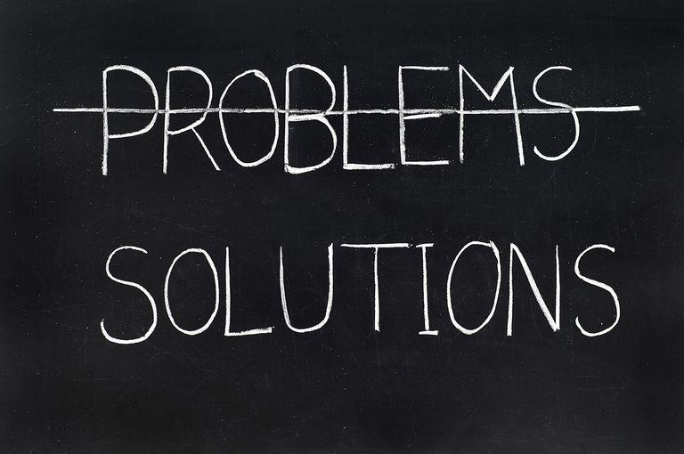 problem solving skills in resumes