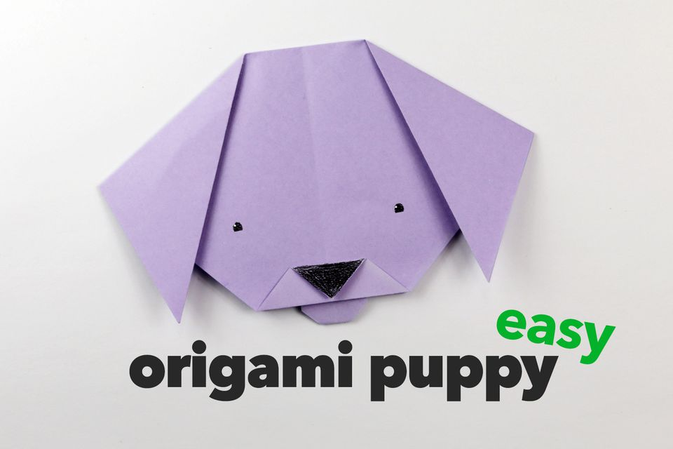 Cute Stitch On Side Wallpaper Easy Origami Puppy Face Instructions