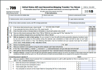 IRS Form 709 Definition and Description