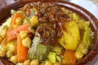 Collection of Traditional Moroccan Comfort Food Recipes