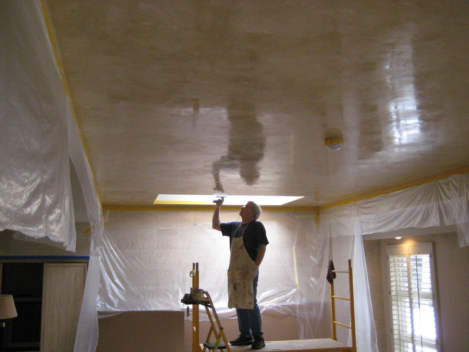 Wallpaper Stores In Sioux Falls Sd How To Apply Venetian Plaster A Step By Step Tutorial
