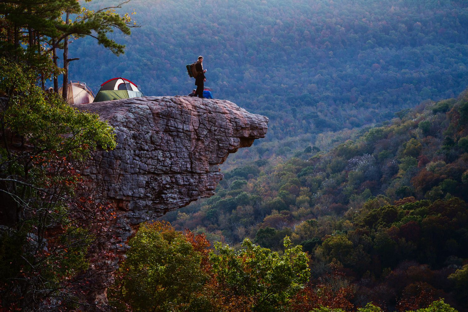 Central Park Fall Wallpaper 23 Of The Best Camping Sites In Arkansas
