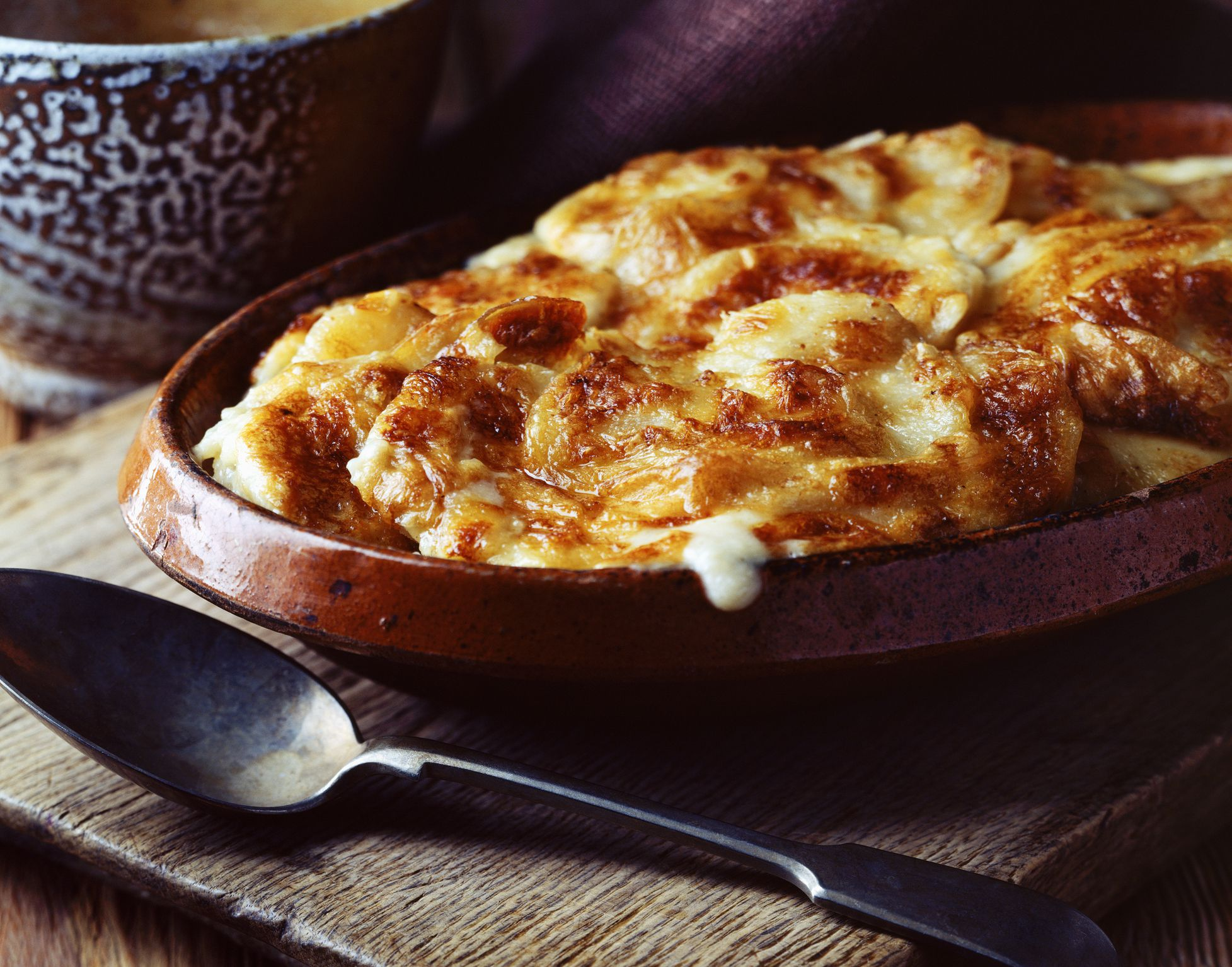 French Provincial Cuisine Classic French Gratin Dauphinois Recipe