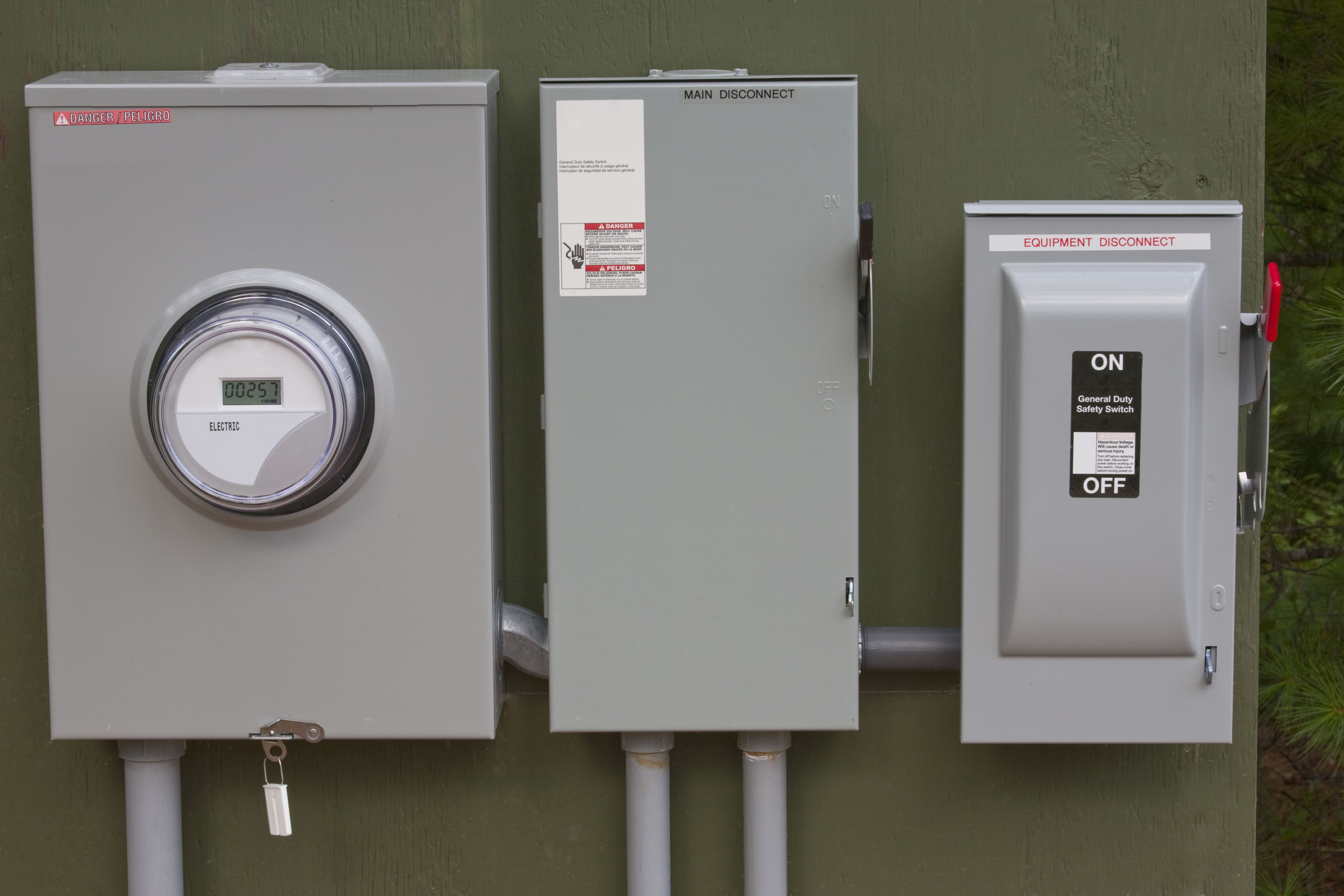 Green Magic Homes How To Safely Turn Off Power At Your Electrical Panel