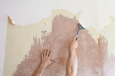How to Remove Wallpaper Frugally