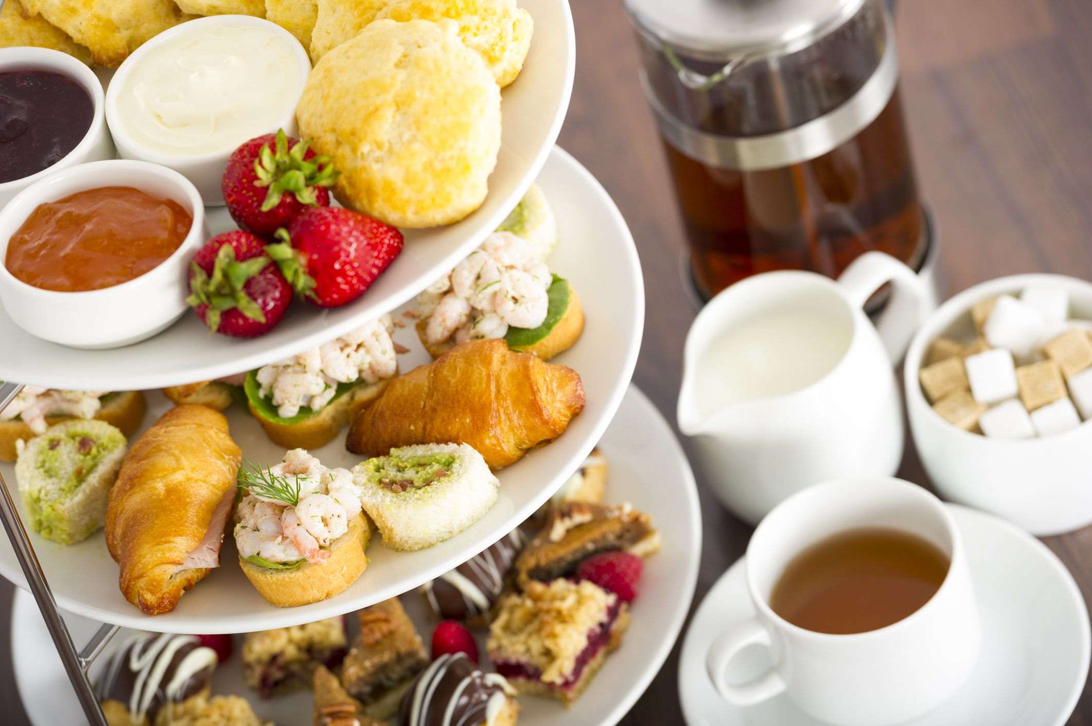 Cuisine Meaning English Difference Between Afternoon Tea And High Tea