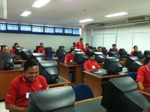 FTI Unisbank ikut Cisco Netriders dan Netecellence 2011
