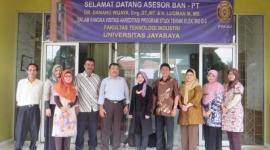 Proses Akreditasi Universitas Jayabaya
