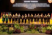 Dies Natalis ke-59 dan Wisuda Tahun Akademik 2016/2017 Universitas Jayabaya