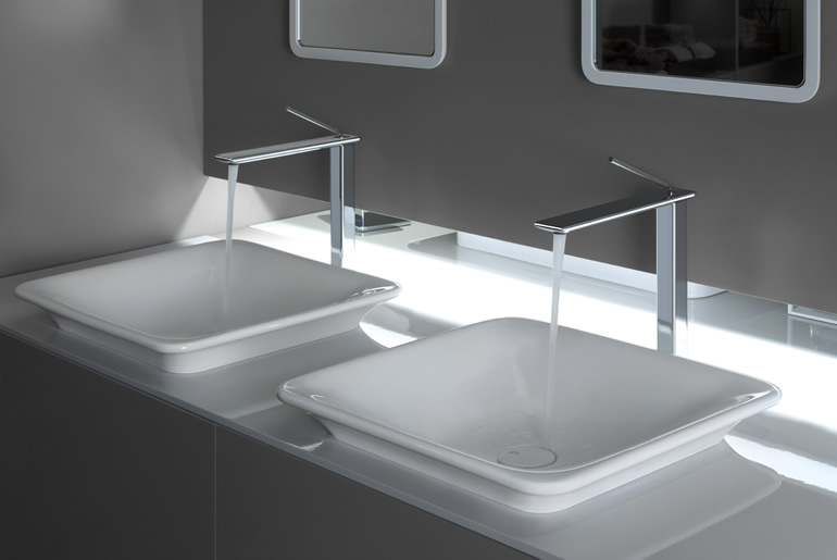 Bad Armaturen Ftl Design – Gessi – Badarmaturen