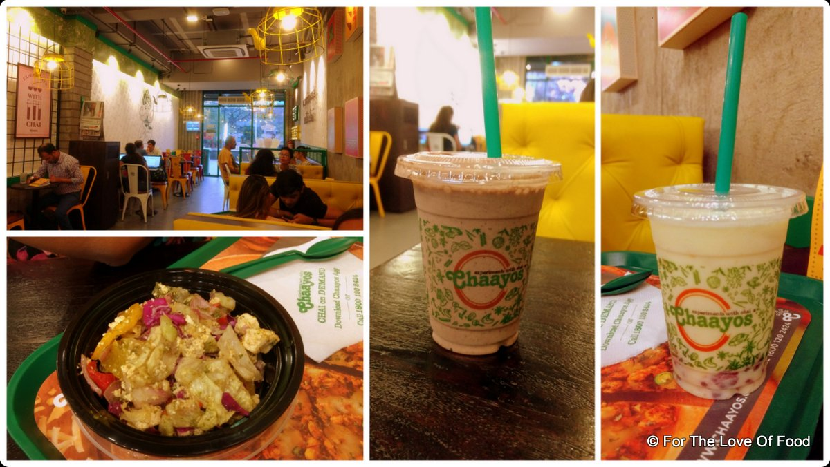 Mia Cucina Pune Summer Menu Chaayos Mulund W Mumbai One Plus One Three