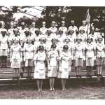Ft McClellan WAC Basic Training Echo 3 Company Photo 1971