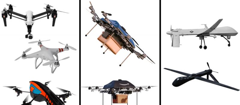 Drones-clasificacion