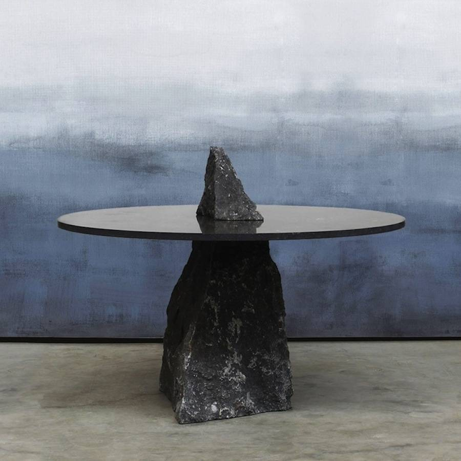 Stones Meubles Stones Tables Collection Fubiz Media