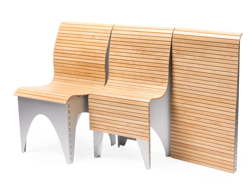 Collapsible Chair Comfortable Wooden Foldable Chair Fubiz Media