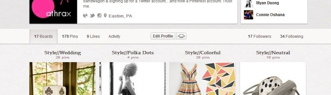 The Pinterest Phenomenon
