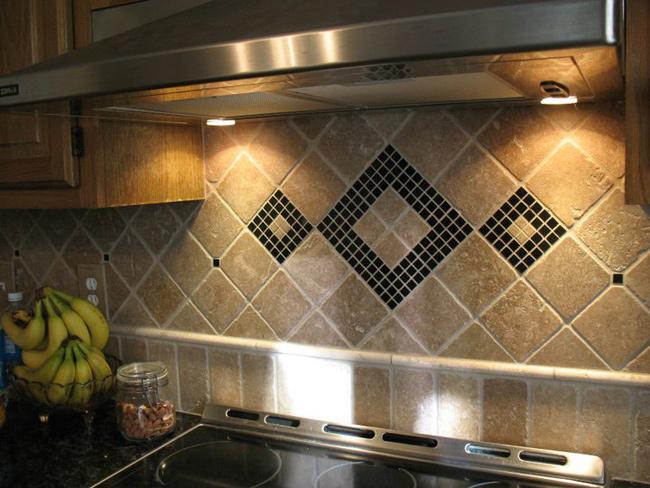 crackled glass tumbled marble backsplash butler pantry kitchen backsplash tile ideas kitchen backsplash tile