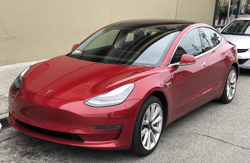 Car Manufacturers That Start With K Tesla Model 3 Outsells Entire Bmw Car Lineup In August
