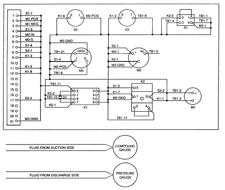 monitor panel k21 wiring diagram