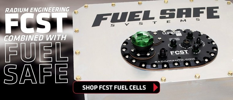Fuel Safe Racing Fuel Cells - Auxiliary Fuel Cell Bladder Tanks