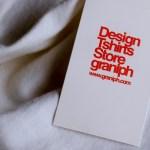granigh(グラニフ)のTシャツって、ポップなデザインのものばかりじゃないですよ。