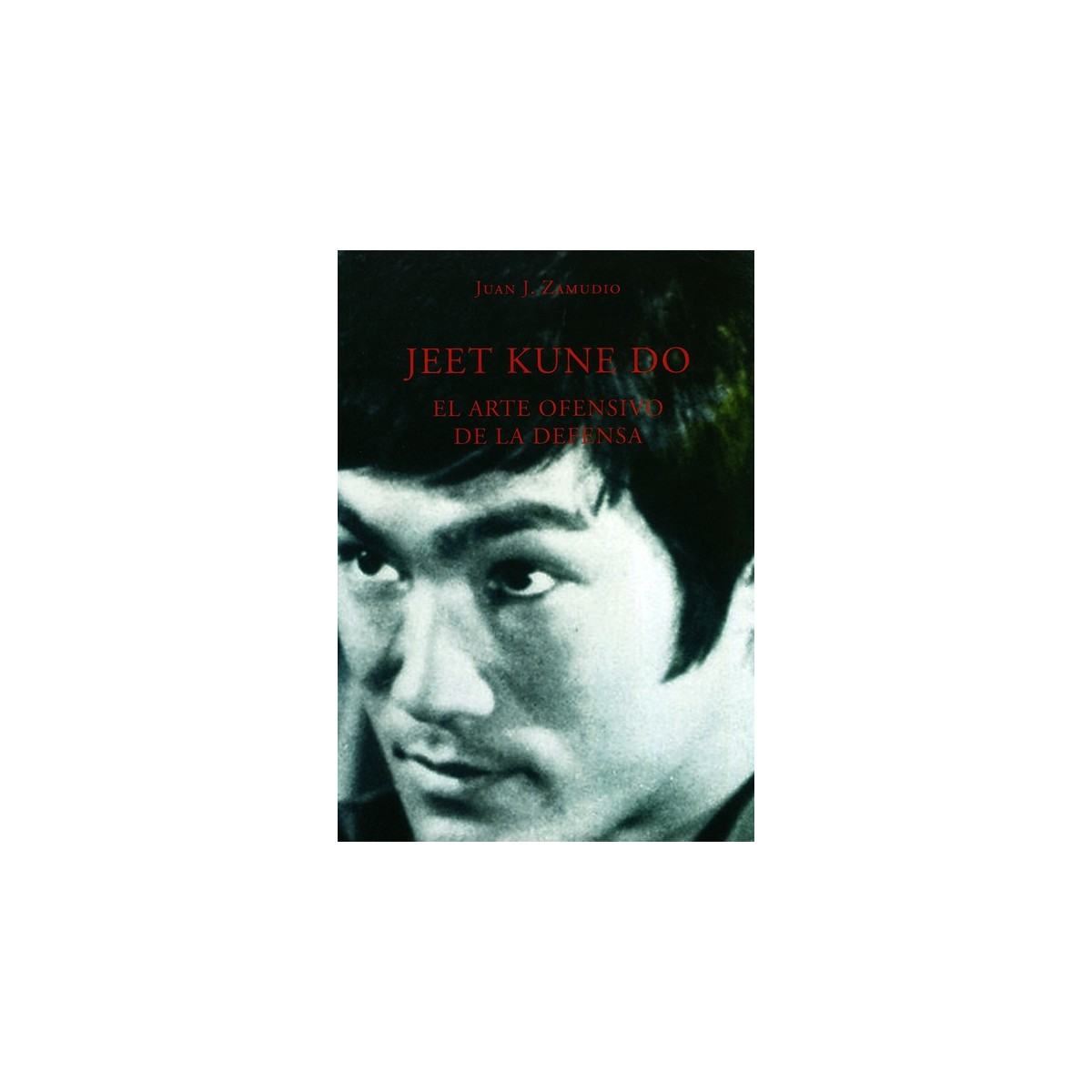 Bruce Lee Libros Libro Jeet Kune Do Arte Ofensivo De Defensa