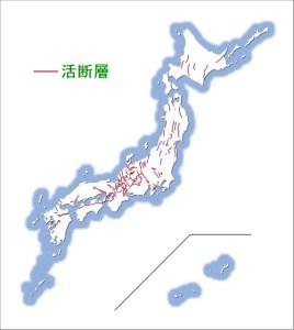 活断層(日本)