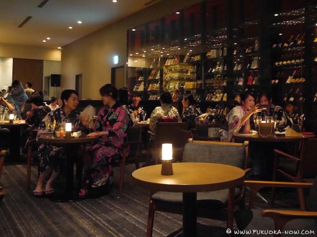 moet & chandon yukata party 2015 002