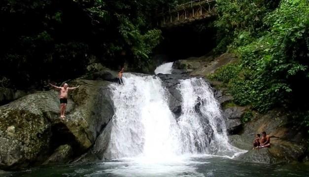 2. siete cascadas de Tonalá. youtube