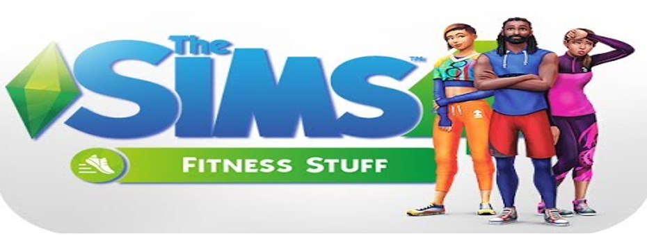 The Sims™ 4 Fitness Stuff FULL PC GAME Download and Install